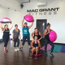 Indoor Bosu Madness